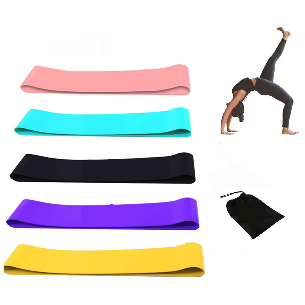 Fitness Workout Resistance Bands Set