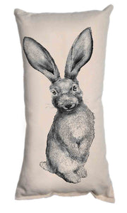 Bunny 4 Decorative Pillow Small
