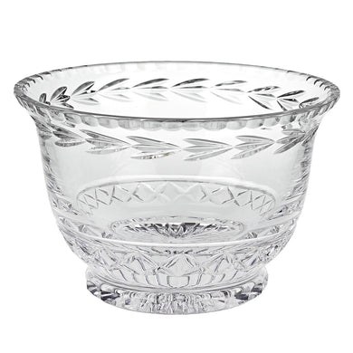 Garland Hand Cut Crystal Revere Bowl