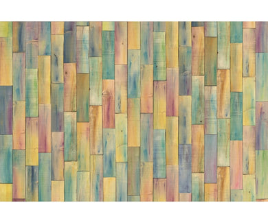 Bazar Wood XXL4-028 Wall Mural