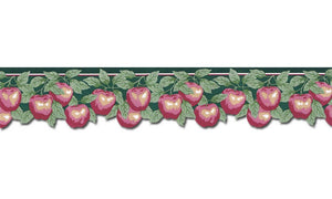 Apple Fruits Wallpaper WBC6188 Border