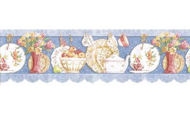 Kitchen b7001dc Wallpaper Border