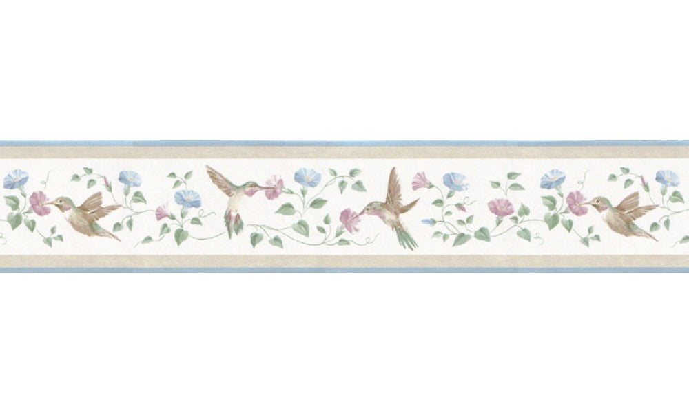 Birds B74107 Wallpaper Border
