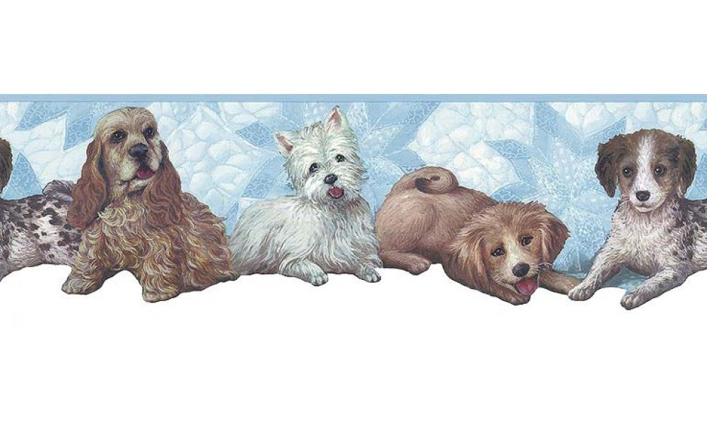 Dogs B74881 Wallpaper Border