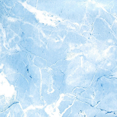 Baby Blue Marble Contact Paper