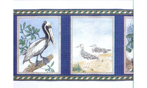 Birds b145227 Wallpaper Border