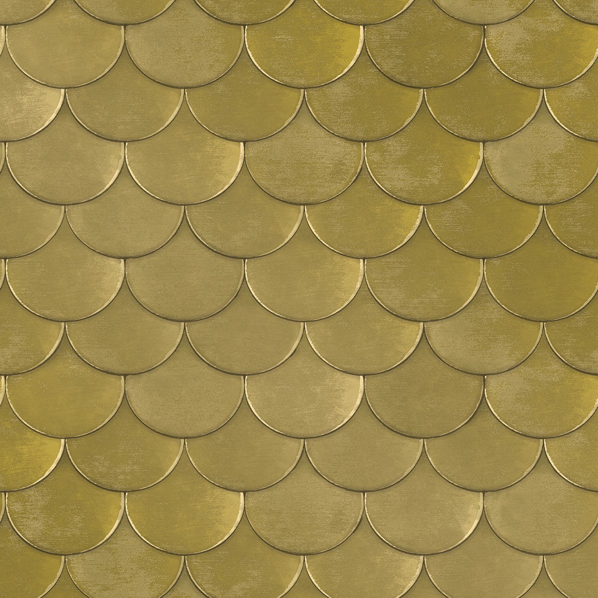 Brass Belly Old World Brass Metallic Self-Adhesive BR410 Wallpaper