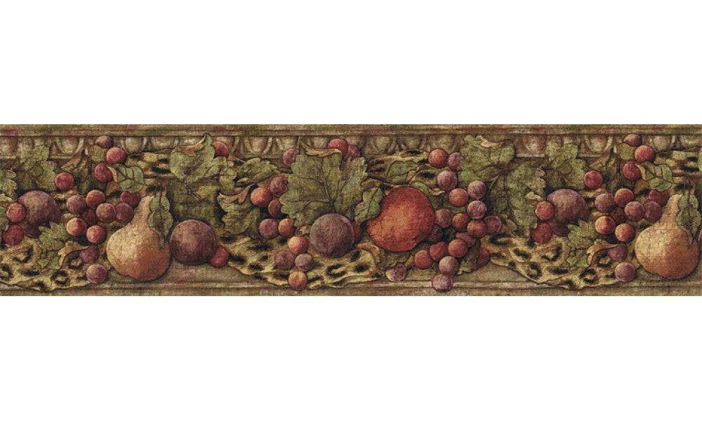 Fruits IL42021B Wallpaper Border