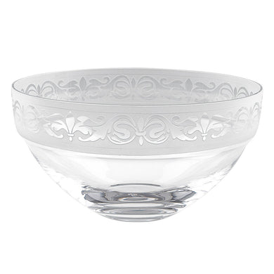 Elite 10 inches European hand Decorated Bowl