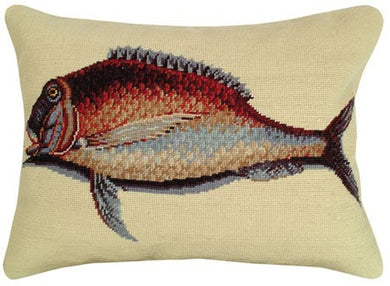 Mutton Fish Decorative Pillow