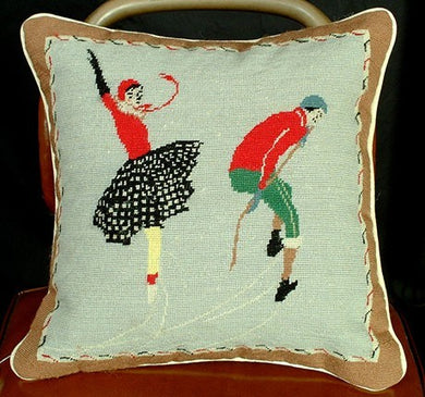 Skater Decorative Pillow