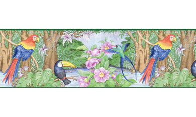 Birds B5802896 Wallpaper Border
