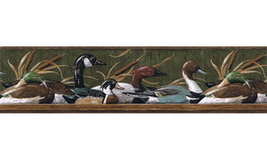 Ducks MRL2416 Wallpaper Border
