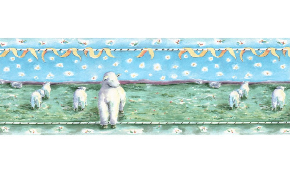 Animals B73559 Wallpaper Border