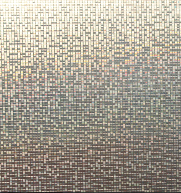 Decorative Mosaic Glass Window Film
