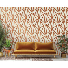 Load image into Gallery viewer, Intersections Urban Bronze Self-Adhesive IN412 Wallpaper