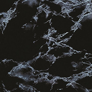 Black Marble Stone Contact Paper 20 FT