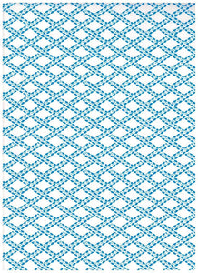 Arbor Marina Weave Contact Paper 9 FT