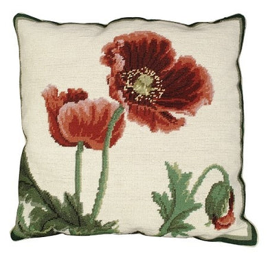 Poppies Decorative Pillow