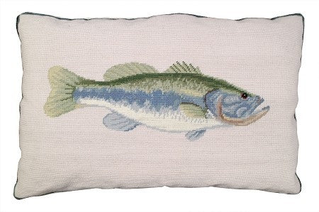 Bass Decorative Pillow