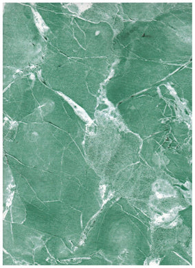 Stone Marble Emerald Contact Paper