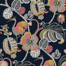 Load image into Gallery viewer, Tropical Fete Really Rouge Self-Adhesive TR415 Wallpaper