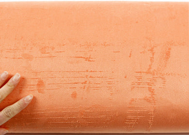 Peach Suede Contact Paper