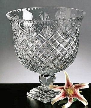 Oxford Centerpiece Glass Compote