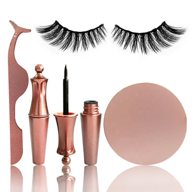 Magnetic Eyeliner & False Eyelashes Kit