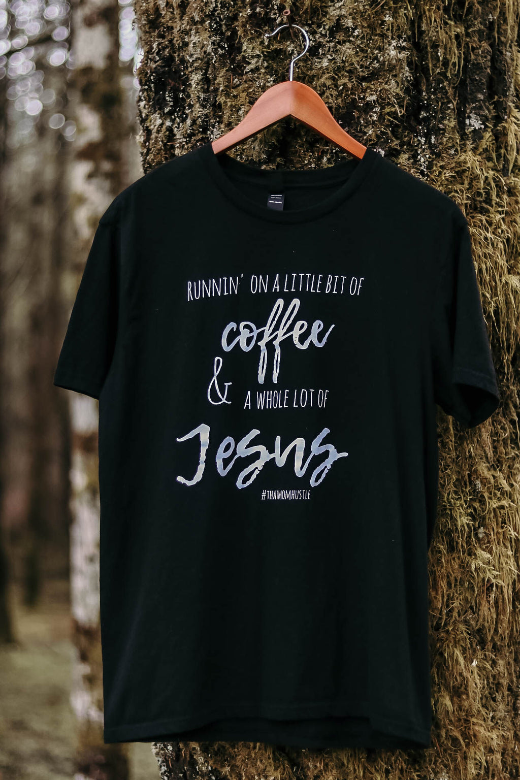T-Shirt - Coffee & Jesus