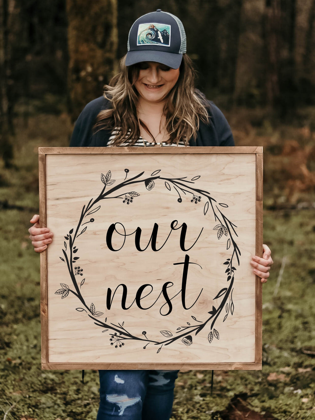 Our Nest - Wreath