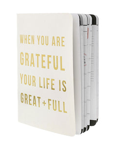 Gratitude Planner and Journal - Teresa Collins Studio