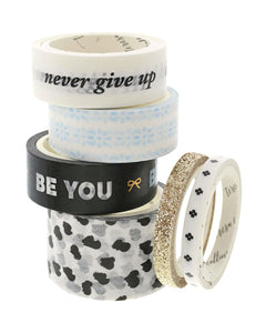 Bold Life Be You Washi Tape - Teresa Collins Studio
