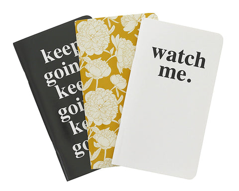 Watch Me Traveler Notebook Set (3 pack) - Teresa Collins Studio