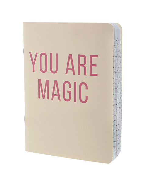 You are magic notebook