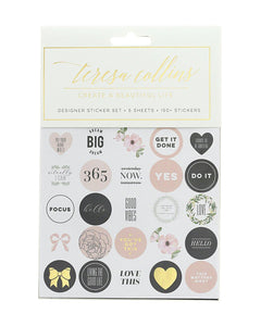 Designer Sticker Set 3