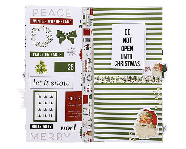 Christmas Story Paper Collection 1