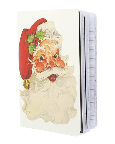 Christmas Story Santa Notebook & Planner