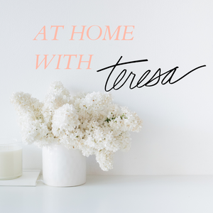 CREATE AND CONNECT AT HOME WITH TERESA PARTY