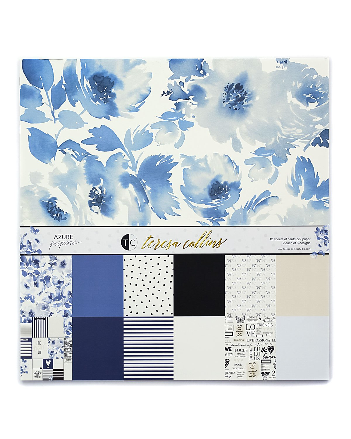 Azure Paperie Paper Collection