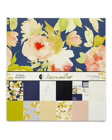 Floral Market Paper Collection