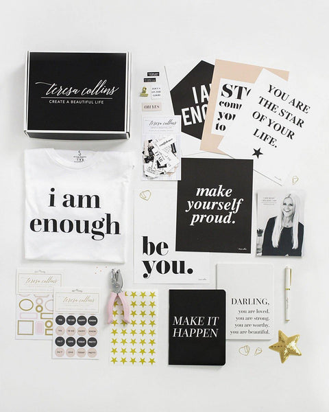 Empowerment Subscription Box - Teresa Collins Studio