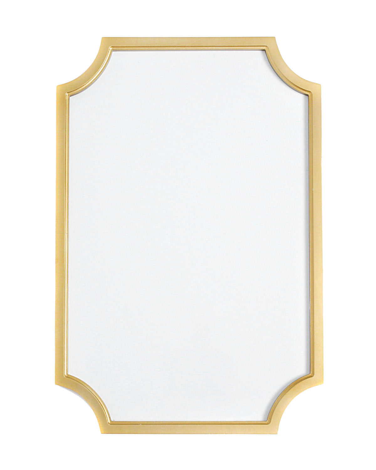 Ticket Shaped Magnetic Dry Erase Board