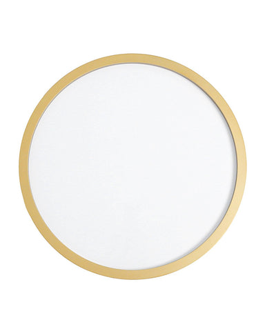 Circle Magnetic Dry Erase Board