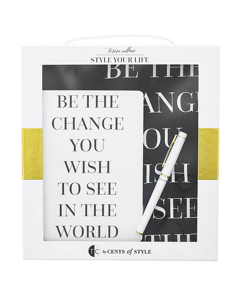 Be the Change Box Set