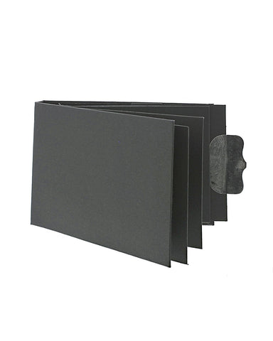 Basically Essential Black Flip Book