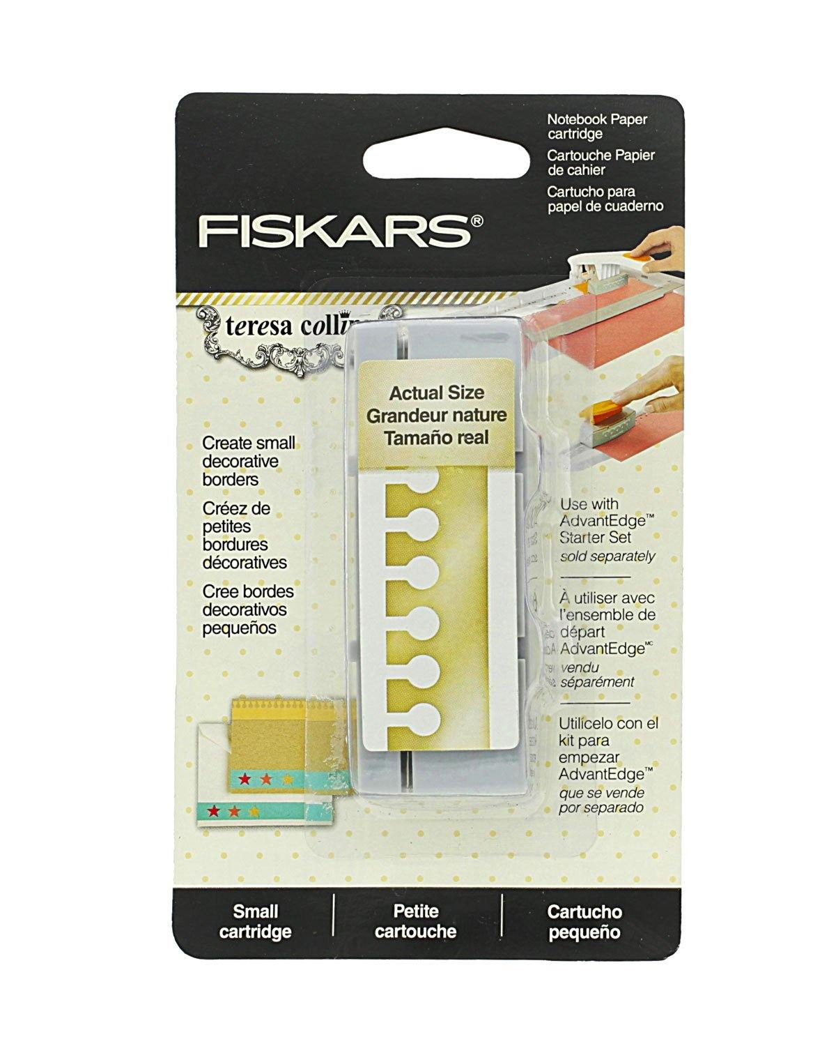 Fiskars Notebook Paper Punch