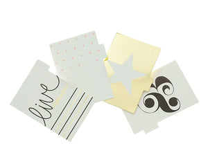 Photo Gallery Mini File Folders