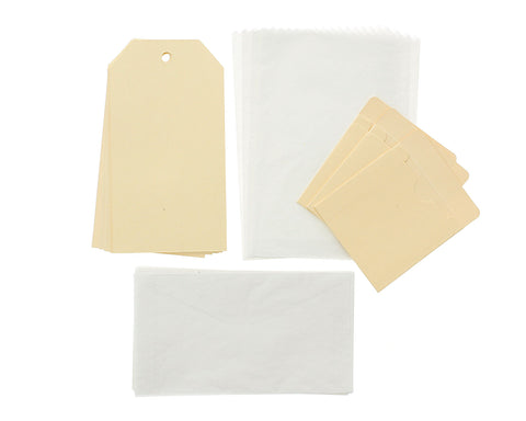 Signature Essentials Envelopes Tags & Bags