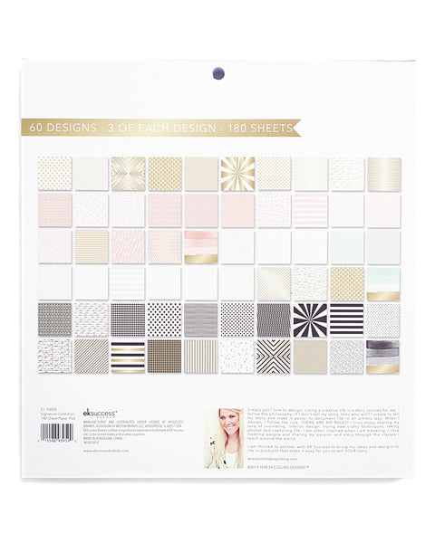 Signature Collection 180 Sheet Paper Pad